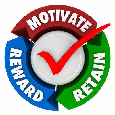 Motivate, Reward & Retain